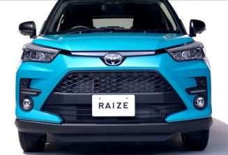 Toyota Raize/ Daihatsu Rocky Details Leaked Ahead of Debut 6
