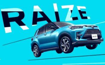 Toyota Raize Compact SUV Leaked 9