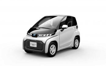 Toyota Reveals Tiny EV Ahead of Tokyo Motor Show 19