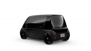 Toyota Reveals Tiny EV Ahead of Tokyo Motor Show 5