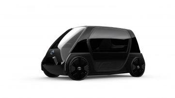 Toyota Reveals Tiny EV Ahead of Tokyo Motor Show 4