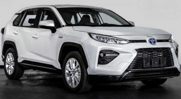 Toyota Wildlander to Debut in China by Year End 2