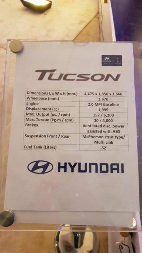 Hyundai-Nishat Preparing to Launch Tucson Crossover SUV in Pakistan 6