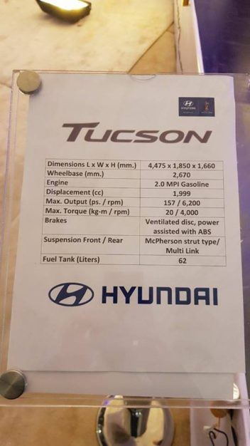 Hyundai Tucson to Launch in August 10