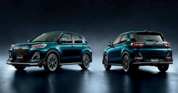 2020 Daihatsu Rocky Compact SUV Launched in Japan 13
