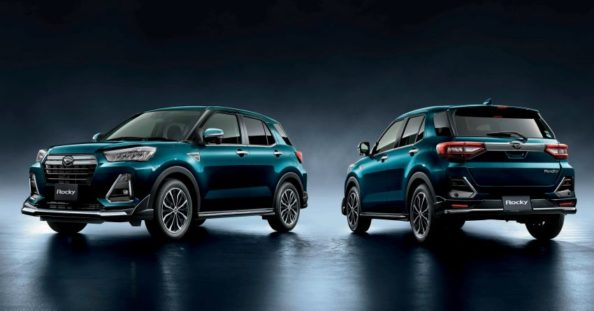 2020 Daihatsu Rocky Compact SUV Launched in Japan 9