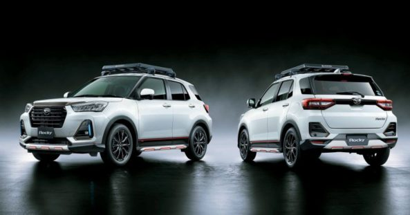 2020 Daihatsu Rocky Compact SUV Launched in Japan 10
