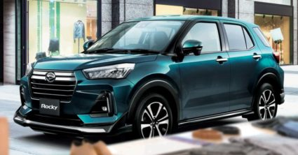 2020 Daihatsu Rocky Compact SUV Launched in Japan 7