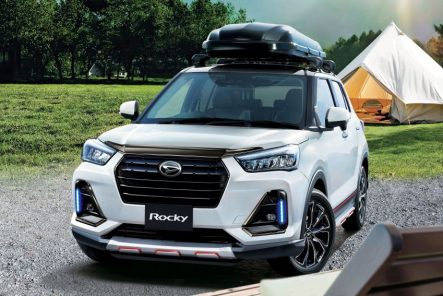 2020 Daihatsu Rocky Compact SUV Launched in Japan 12