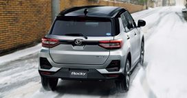 2020 Daihatsu Rocky Compact SUV Launched in Japan 16