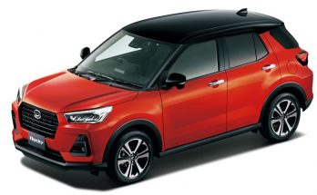 2020 Daihatsu Rocky Compact SUV Launched in Japan 27
