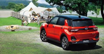 2020 Daihatsu Rocky Compact SUV Launched in Japan 19
