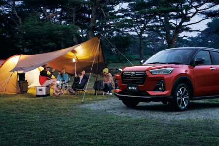 2020 Daihatsu Rocky Compact SUV Launched in Japan 15