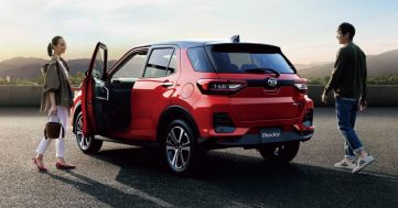 2020 Daihatsu Rocky Compact SUV Launched in Japan 20