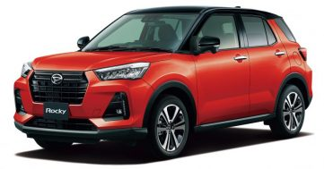 2020 Daihatsu Rocky Compact SUV Launched in Japan 6
