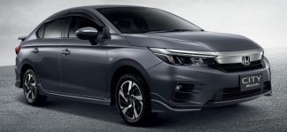 2020 Honda City Modulo Accessories Revealed 2
