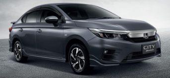 2020 Honda City Modulo Accessories Revealed 1