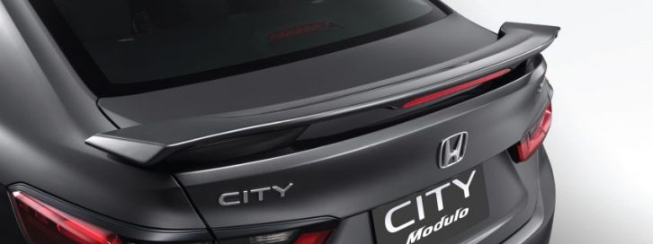 2020 Honda City Modulo Accessories Revealed 10