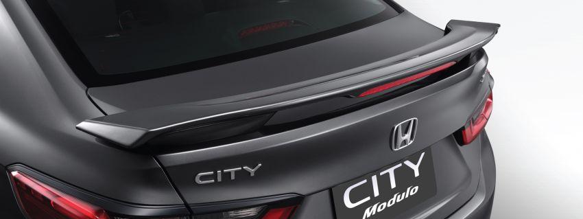 2020 Honda City Modulo Accessories Revealed 9