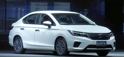 All New 2020 Honda City Debuts in Thailand 26