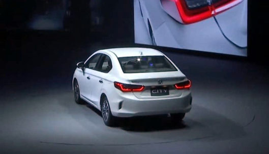 All New 2020 Honda City Debuts in Thailand 22