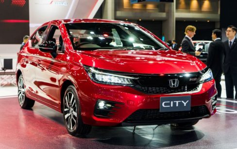 All New Honda City Displayed at 2019 Thai Motor Expo 12