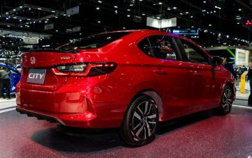 Honda City Gets BS-VI Upgrade in India Priced from INR 9.91 Lac 5
