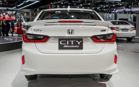 All New Honda City Displayed at 2019 Thai Motor Expo 8