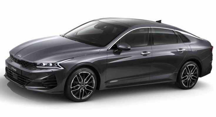 First Official Photos of 2020 Kia Optima Released 2