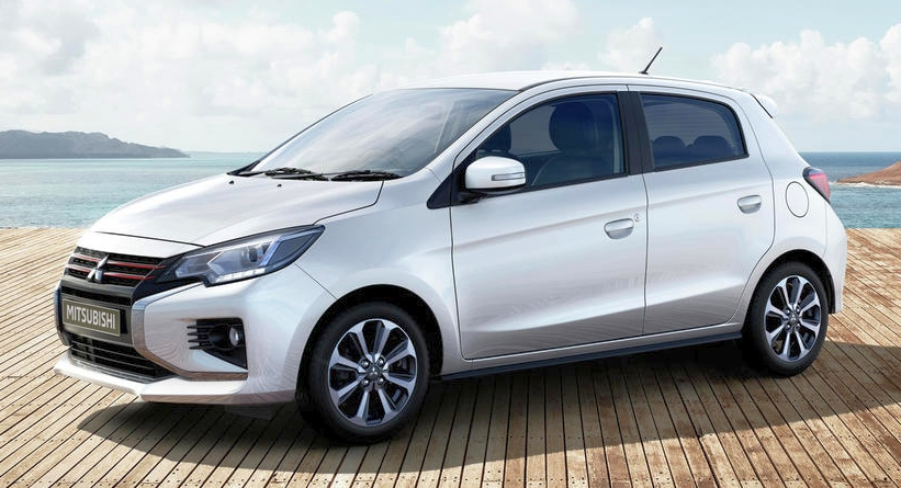 2020 Mitsubishi Mirage and Attrage Facelift Launched in Thailand 10