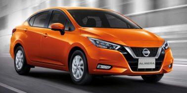 2020 Nissan Sunny Debuts at Dubai Motor Show 11