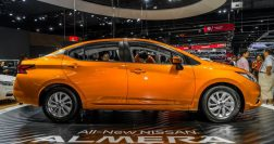 All New Nissan Almera (Sunny) at 2019 Thai Motor Expo 4