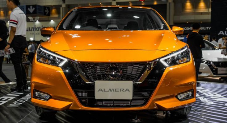 All New Nissan Almera (Sunny) at 2019 Thai Motor Expo 2