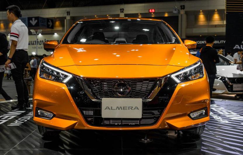 All New Nissan Almera (Sunny) at 2019 Thai Motor Expo 24