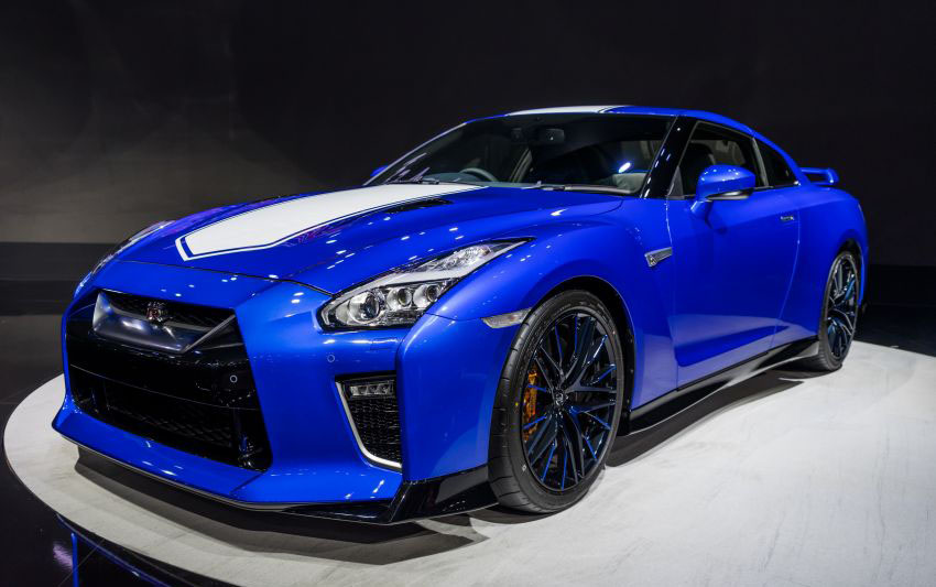 Nissan GT-R 50th Anniversary Edition at 2019 Thai Motor Expo 7