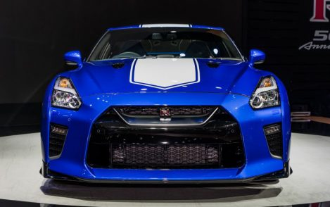 Nissan GT-R 50th Anniversary Edition at 2019 Thai Motor Expo 3