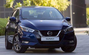 2020 Nissan Sunny Debuts at Dubai Motor Show 25