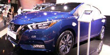 2020 Nissan Sunny Debuts at Dubai Motor Show 3