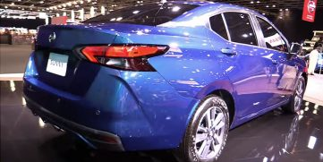 2020 Nissan Sunny Debuts at Dubai Motor Show 4