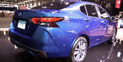 2020 Nissan Sunny Debuts at Dubai Motor Show 2