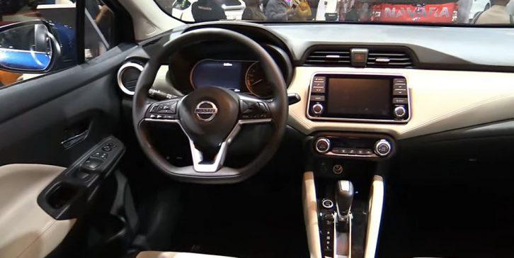 2020 Nissan Sunny Debuts at Dubai Motor Show 5