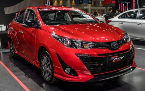New Toyota Yaris Ativ and Yaris Cross at 2019 Thai Motor Expo 7