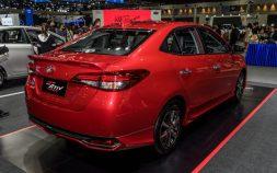 New Toyota Yaris Ativ and Yaris Cross at 2019 Thai Motor Expo 8