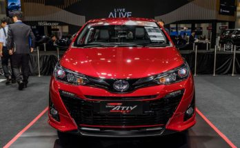 New Toyota Yaris Ativ and Yaris Cross at 2019 Thai Motor Expo 26