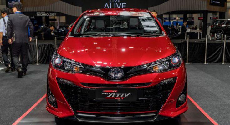 New Toyota Yaris Ativ and Yaris Cross at 2019 Thai Motor Expo 1