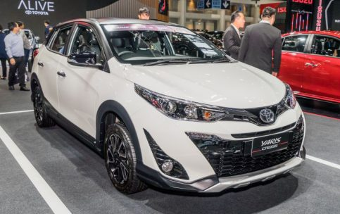 New Toyota Yaris Ativ and Yaris Cross at 2019 Thai Motor Expo 4