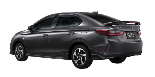 2020 Honda City Modulo Accessories Revealed 11