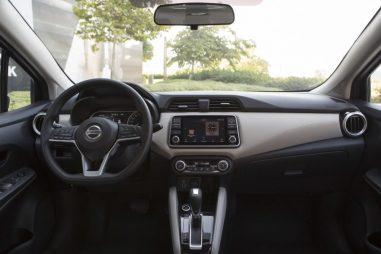 2020 Nissan Sunny Debuts at Dubai Motor Show 8