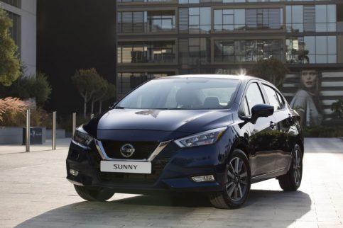 2020 Nissan Sunny Debuts at Dubai Motor Show 14