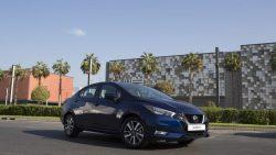2020 Nissan Sunny Debuts at Dubai Motor Show 18